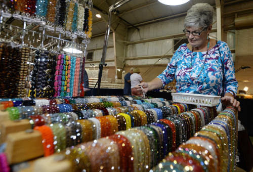 Gem Miner's Holiday Show Expands Retail and Wholesale Areas