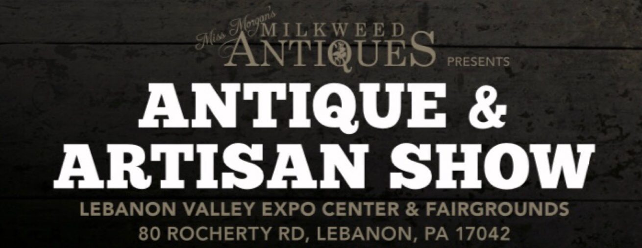 Witches Fly North Antique and Artisan Show 2019
